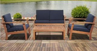 Deep Seating Patio Conversation Sets