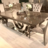Chrome Dining Tables (Photo 13 of 25)