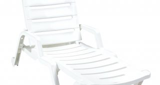 Pvc Outdoor Chaise Lounge Chairs