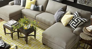 Sectional Sofas With Double Chaise