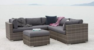 Gray Patio Conversation Sets