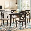 5 Piece Breakfast Nook Dining Sets (Photo 1 of 25)