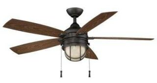 Outdoor Rated Ceiling Fans With Lights