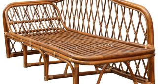 Rattan Chaise Lounges