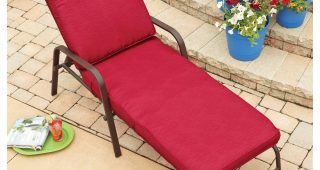 Walmart Outdoor Chaise Lounges
