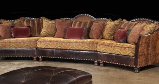 Western Style Sectional Sofas