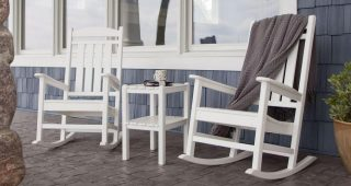 Patio Rocking Chairs Sets
