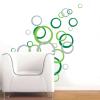 Abstract Circles Wall Art (Photo 7 of 15)
