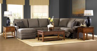 Sectionals With Recliner And Chaise