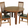 Wooden Dining Sets (Photo 21 of 25)